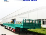 Compartment Side Wall Cargo Truck Semi Trailer