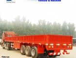 13m Cargo Semi-Trailer with Detachable Side Walls