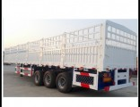 3 Axle Stake Semi Trailer