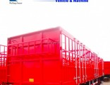 12.5m Fence Box Stake Semi-Trailer