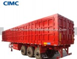 Cimc Strong Box Trailers/Van Semi Trailers/Heavy Duty Truck Trailers