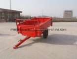 2 Ton Tipping Trailer (7C-2) , Tractor Trailer