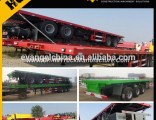 Cimc Type Semi Trailer with Fuwa/BPW/Valex/Yuek/Hj/Jost Parts