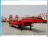 Good Quality 3 Axle Lowbed Trailer for Sale