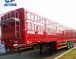 2018 New Livestock Cargo Trailer/Store House Bar Semi Trailer