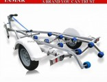Hot Dipped Galvanized Boat Trailer