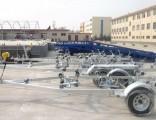 Australia Standard Heavy Duty Galvanized Boat Trailers
