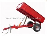 Tippling Trailer for Tractor (TR100-TR350)