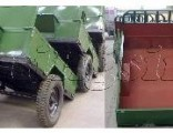 Walking Tractor Trailer (7C-1) , Tiller Trailer, Dumper