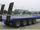 40hq Container Transport Semi Trailer