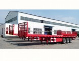New Design 40FT Container Transport Flatbed Semi Trailer for Sale