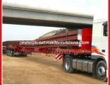 Skeleton Type Timber Transporting Logging Semi Trailer