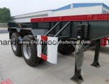 45feet Air Suspension Skeleton Trailer for Container and Cargo Transportation