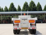 New 50-80t 2/3 Axles Skeleton Container Trailer for 20/40FT Container Transport with Twist Lock