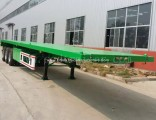 Factory Sale 3 Axles Transport Container Trailers