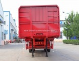 20FT/30FT/40FT 3 Axle Renovated/Renovate Side Wall/Turck Semi Trailer with Twist Lock