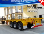 Second Hand Used 40ft Container Chassis Trailer for Phillipines
