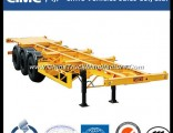 Cimc 40FT Container Skeleton Trailer Chassis for Sale
