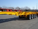 20feet 40 Feet Container Chassis Trailer/ Skeleton Trailer /20 Feet Trailer