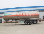 New China Factory Aluminium Alloy/Stainless Tanker/Tank Semi Trailer From China