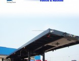 40FT Container 3 Axle Flat Bed Semi Trailer