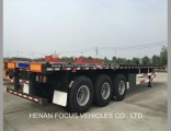 3 Axle 40FT Container Trailer for Hot Selling