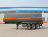 Carbon Steel Fuel/Diesel/Oil/Petrol/Utility Tanker/Tank Truck Tractor Semi Trailer for Sale