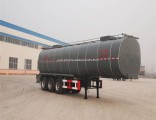 Edible Oil Tank/Tanker Semi-Trailer with Thermal Insulation Layer