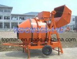 560L Concrete Mixer with Hydraulic Tipping System (RDCM350-11DHA)