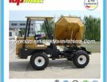SD30r Topall 60HP Series 4X4 Mechanical Small Light Duty Mini Cargo Tipping Dumper Lorry Tipper Dump