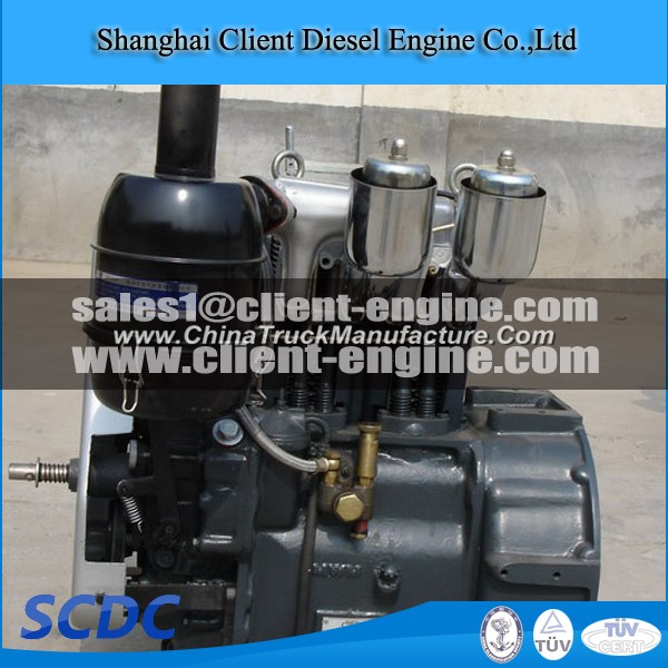 High Quality Air-Cooling Engine Deutz-Mwm D302-2 Diesel Engines for