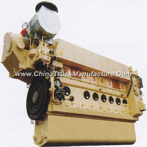 Deutz Mwm Tbd604-Bl6 Main Propulsion Marine Diesel Engine for