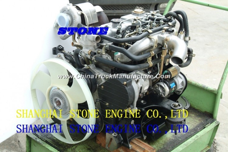 4ja1 4jb1 4jb1t 4jb1-Tc 4bd1 6bd1 Isuzu Diesel Engine for sale_Cheap