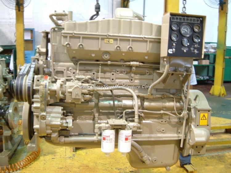347kw Water Cooling Cummins Diesel Generator Engine NTA855-G