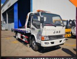 JAC Road Wrecker China Best Quality Road Rescue Towing Truck
