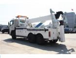 Sinotruk HOWO 6X4 Road Wrecker Truck Tow Truck Recovery Truck Wheel Lift Wrecker