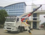 HOWO 40 Ton Recovery Road Tow Wrecker Truck for Sales