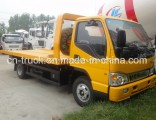 China New Factory Directly Sales 4on JAC Wrecker Truck