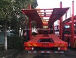 6*4 FAW 8 Cars Carry Wrecker Car Transport Truck