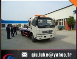 3-10 Ton High Quality Flatbed Tow Truck