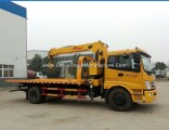Foton 4X2 8tons Mobile Cargo Crane, 6 Tons Telescopic Diesel Truck Mounted Crane Price