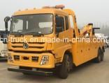 6X4 Dongfeng Tianlong 16ton Wrecker Truck for Sales