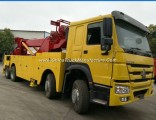 371HP Brand New Sinotruk HOWO Wrecker Tow Truck 25tons for Sale