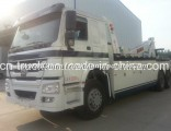 HOWO 6X4 16ton Rotator Towing Truck for Sale