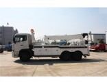 Sinotruk HOWO 6*4 Wrecker Recovery Truck Police Rescue Truck