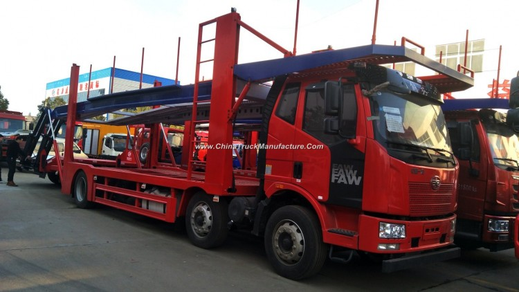 JAC 5 or 6 Cars Carry Transportion Truck Car Transporter Ship Truck
