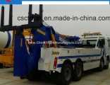 8X4 Heavy Duty Wrecker Truck 4o Ton 360 Degree Rotate
