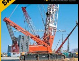 Zoomlion Mini Telescopic Boom Crawler Crane