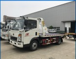 HOWO Small 3tons Tow Truck 4t Flatbed Tow Truck