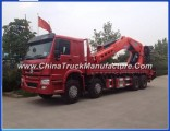 Sinotruk Self Loading Mobile Truck Mounted Crane for Sale